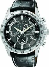 NEW Citizen One AT4000-02E Eco Drive Chronograph Perpetual Calendar Watch