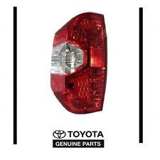 Genuine Toyota Tundra 2014 2015 2016 Left  Rear Tail Light Lamp  NEW OEM OE