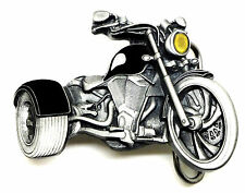 Trike Belt Buckle Custom Tricycle Bike Biker Motorcycle Authentic Dragon Designs