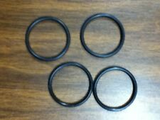 Kinetico  water softener- O-rings, fits tank connectors or in /out adapters 4pcs