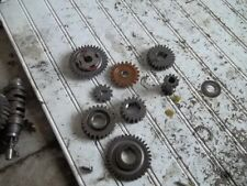 2006 SUZUKI LTZ 400 ASSORTMENT OF GEARS