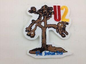 U2 Embroidered Patch ~ Joshua Tree