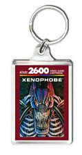 XENOPHOBE ATARI 2600 KEYRING LLAVERO