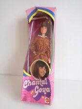 """* RARE * Vintage 1979 CHANTAL GOYA 11"""" Poupée-Mattel-Menthe En Boîtier Endommagé"""