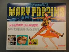 "MARY POPPINS 9 LCs '64 Julie Andrews, Dick Van Dyke/ 11""x14"" Lobby Card Set"