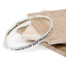 Message bangle, Special Birthday, Imperfect Item-Small Bubble on Bangle