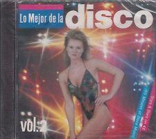 Lennon McCartney Vanda Young Lo Mejor Del La Disco Vol 2 CD New Nuevo Sealed