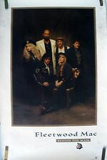 Rare Fleetwood Mac Behind The Mask 1990 Vintage Music Record Store Promo Poster