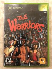 The Warriors ( Microsoft Xbox ), Disc w/Case