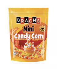 Brachs Mini Candy Corn Resealable Bag 13oz 369g US Import Exp 06/20