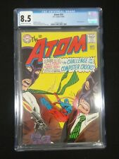 The Atom #20 CGC 8.5 VF 1965 Off-WHITE to White Pages Flawless New CGC Case
