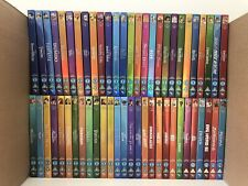 Complete 55 DVD Collection Disney Classics O Ring Sleeves - Limited Edition