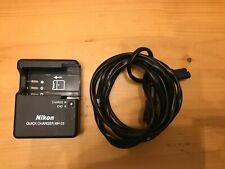 Cargador Original NIKON MH-23 para EN-EL9 Cámaras: D40, D40X, D60, D3000 & D5000