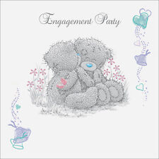 Me to You Tatty Teddy Engagement Party Invitations Pack of 10