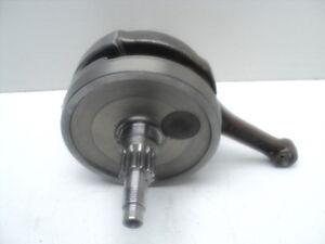 #3201 Kawasaki KZ250 KZ 250 Crankshaft / Crank Shaft & Rod
