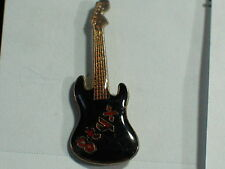Vintage Styx Music Group Guitar Enamel Pin