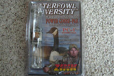 ZINK POWER GOOSE PAK PC-1 GOOSE CALL AND INSTRUCTIONAL DVD GOOSE DVD & PC-1 CALL
