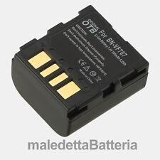 BN-VF707 Batteria SOSTITUISCE Jvc BNVF707, BNVF707U, BN-VF707U, BNVF707UE (JI0)