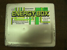 ENERGY BOX  compil 2 CD Techno