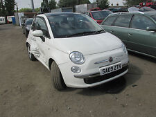FIAT 500 2009 1.2 SEMI AUTOMATIC 5 SPEED EXPANSION TANK CAP BREAKING