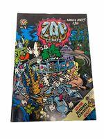 Zap Comix No.5- SPECIAL Apex Novelties 1970 - Robert Crumb Spain S Clay Wilson