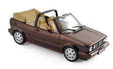 VW  GOLF CABRIOLET  CLASSIC  1992    NOREV 1/18