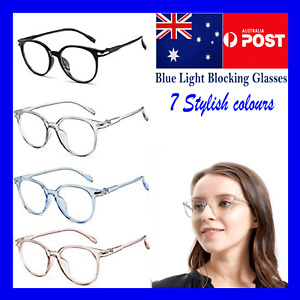 Blue Light Blocking Glasses Gaming Computer Spectacles Anti Eyestrain Eyewear