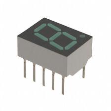 "AVAGO TECHNOLOGIES  HDSP-F503  LED DISPLAY, 0.4"", GREEN (Tube of 25)"