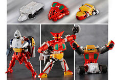 Freeing GETTER ROBO (Old) DYNAMIC CHANGE Fully Transformable Robot