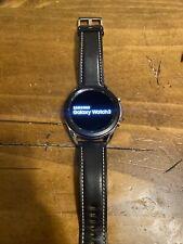 Samsung Galaxy Watch3 SM-R845U (LTE + Cellular) 45mm Stainless Steel Case AT&T