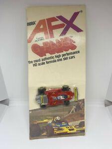 AFX - #2 Michelin Ferrari F1 - HO Slot Car