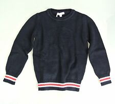 New Authentic Gucci Long Sleeve Crew-Neck Sweater w/Interlocking G, 2, 270693