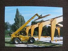 MERLO Teleskopmaschine P30.12 EVS - Pressefoto Werk-Foto pressfoto 1996 (M0061