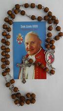 Rosary of Pope Saint John XXIII/Rosario del el Papa San Juan XXIII con Oración