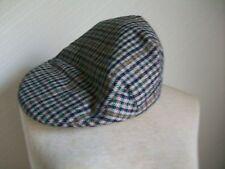 Wool Blend Tweed-Style Cap by Georgia Rianne, Size 60 cm, Hand Wash, BNWOT