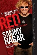 Red: My Uncensored Life In Rock: By Sammy Hagar