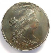 1803 Draped Bust Large Cent 1C  - Certified ANACS XF45 Details - Rare Coin!