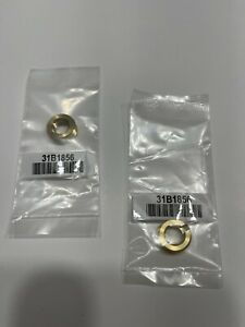 Lot of 2 Shure 31B1856Mic Microphone Thread Clip Stand Adapter NEW