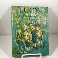 Vintage 1970 Children's Hardcover LUCY by Catherine Storr