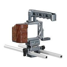 Sevenoak SK-PBC10 Aluminum Cage w. 15mm Rods for Blackmagic Pocket Cinema Camera