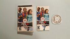 FIFA Soccer 08 (Sony PSP, 2007)