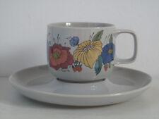 Rosenthal studio-linie Kaari Jardin Kaffeetasse mit Untertasse Keramik