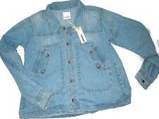 DIESEL womens Gothin Giacca Jean denim Jacket   XS