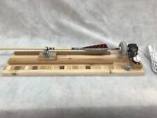 Crester, Cresting Jig,  Traditional Archery, Arrow, Recurve, Longbow, Wood Arrow