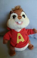 2008 Ty  Alvin and The Chipmunks Ty Beanie Babies Plush