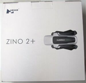 Hubsan ZINO 2 Plus Standard Version Ultra HD 4K Quadcopter with 2 Extra Battery