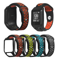 Superficie doble Banda de aire For TomTom Spark Runner 3 2 Series Watch