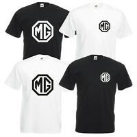 MG T-Shirt Rover Classic British Car Enthusiast VARIOUS SIZES & COLOURS