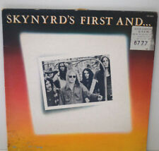 LYNYRD SKYNYRD Skynyrd's FIRST and LAST Vinyle 33 Tours MCA 511.003 France 1978
