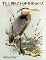 Birds of Indiana by Mumford, R E Hardback Book The Fast Free Shipping